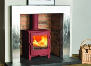 Dalby in 'Mojave Red' colour