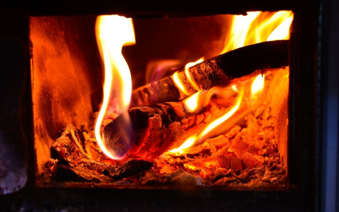 Wood burning stoves vs gas stoves